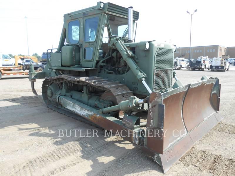 CATERPILLAR TRACK TYPE TRACTORS D7G equipment  photo 2