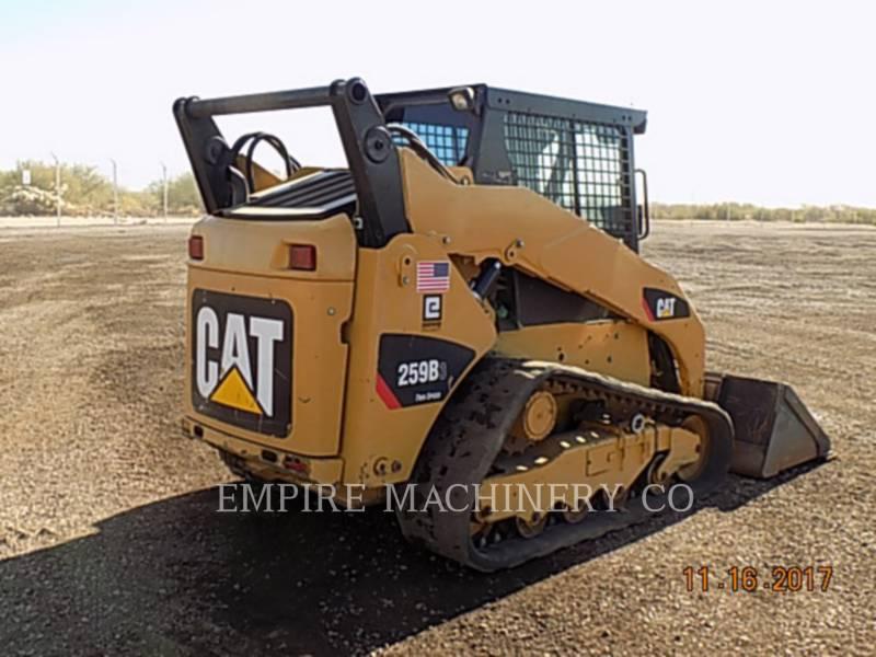 CATERPILLAR SKID STEER LOADERS 259B3 CA equipment  photo 5