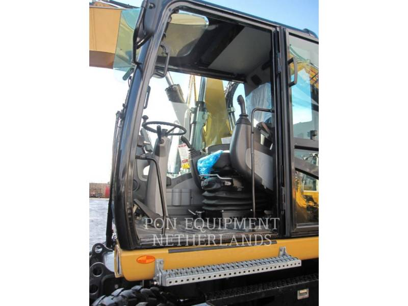 CATERPILLAR EXCAVADORAS DE RUEDAS M 313 D equipment  photo 21