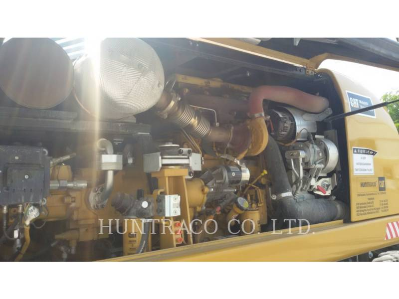 CATERPILLAR WHEEL EXCAVATORS M315D equipment  photo 9