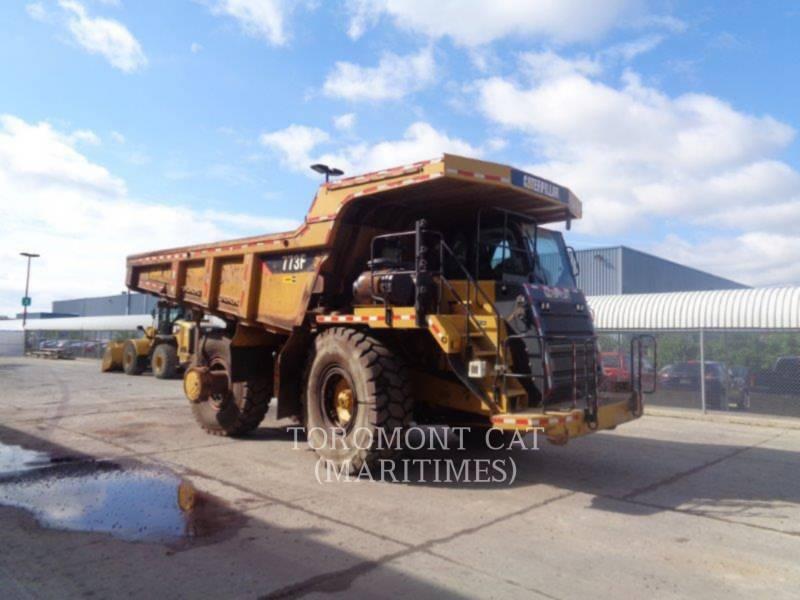 CATERPILLAR 非公路用卡车 773F equipment  photo 1