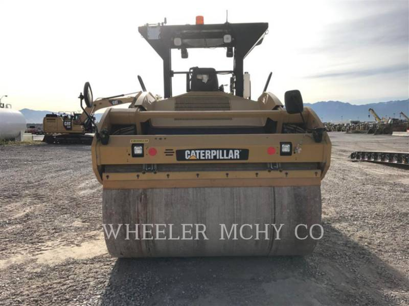 CATERPILLAR TANDEMVIBRATIONSWALZE, ASPHALT CB64 R9 equipment  photo 6