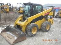 Equipment photo CATERPILLAR 272D KOMPAKTLADER 1