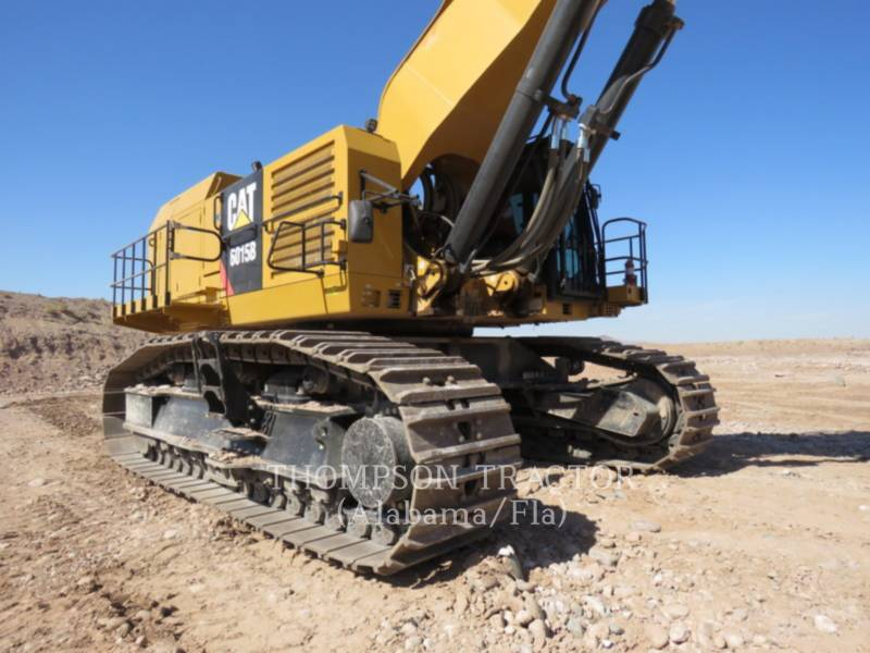 CATERPILLAR 大規模鉱業用製品 6015B equipment  photo 15