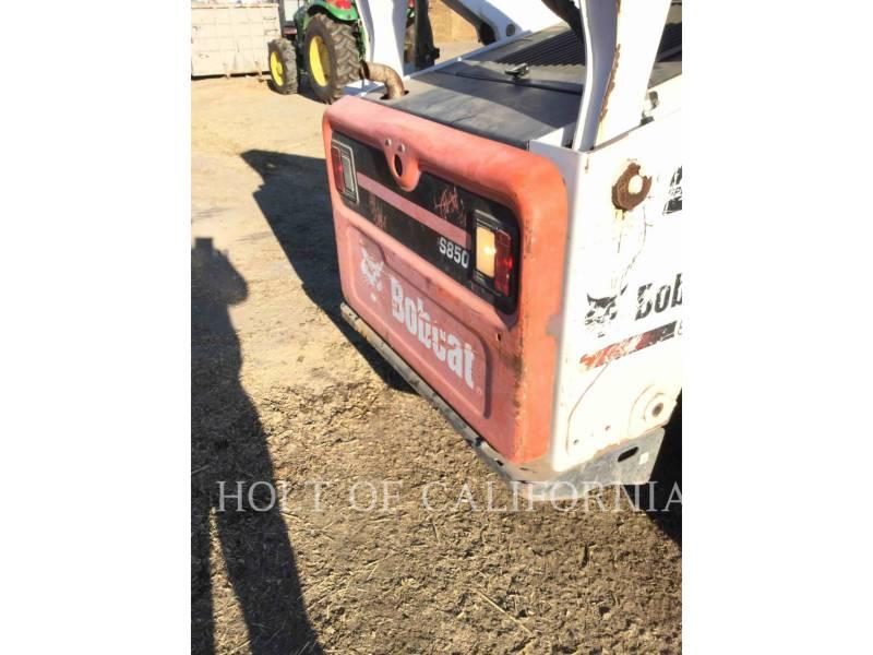 BOBCAT SKID STEER LOADERS S850 SSL equipment  photo 11