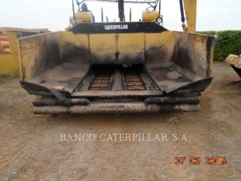 CATERPILLAR ASPHALT PAVERS AP-1050 equipment  photo 13