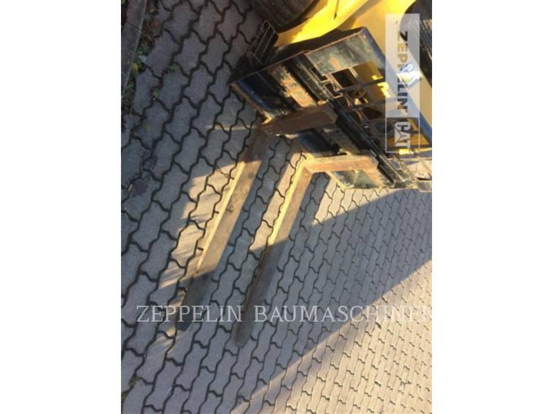 CATERPILLAR ŁADOWARKI ZE STEROWANIEM BURTOWYM 257D equipment  photo 6