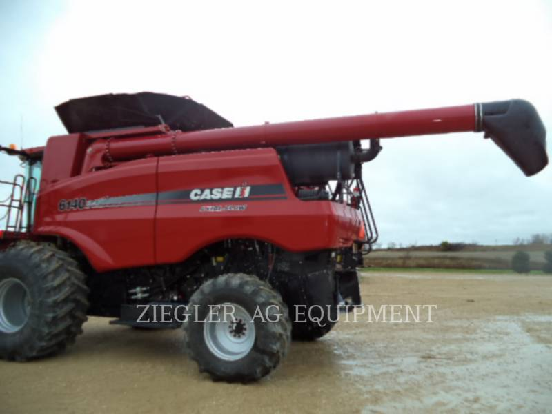 CASE/NEW HOLLAND KOMBAJNY 6140 equipment  photo 2