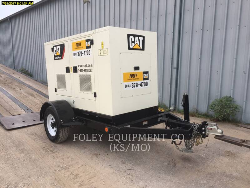 OLYMPIAN CAT PORTABLE GENERATOR SETS XQ30 equipment  photo 3