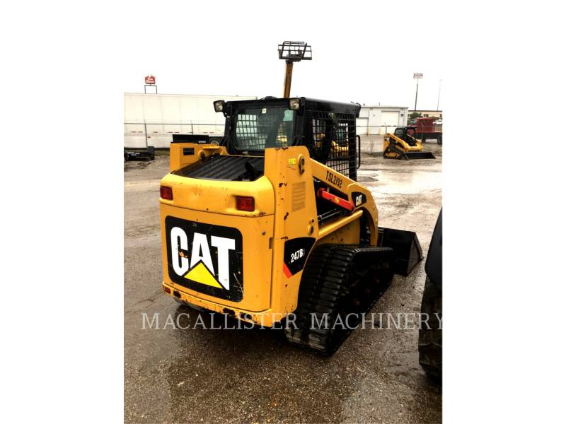 CATERPILLAR UNIWERSALNE ŁADOWARKI 247B3 equipment  photo 4