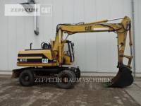 CATERPILLAR PELLES SUR PNEUS M315 equipment  photo 8
