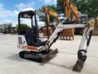 BOBCAT KOPARKI GĄSIENICOWE 322 equipment  photo 4