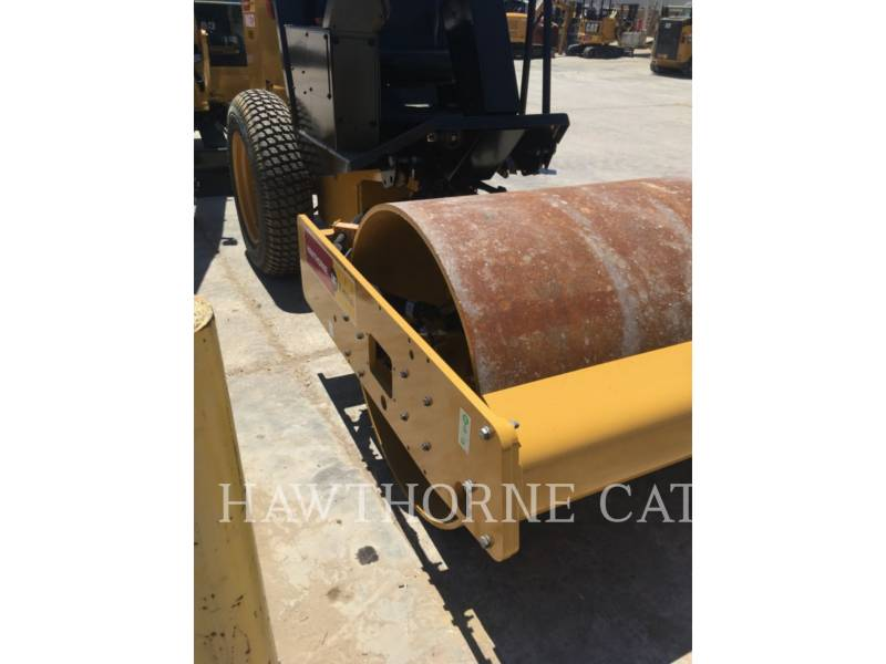CATERPILLAR COMPATTATORE A SINGOLO TAMBURO VIBRANTE LISCIO CS34 equipment  photo 3