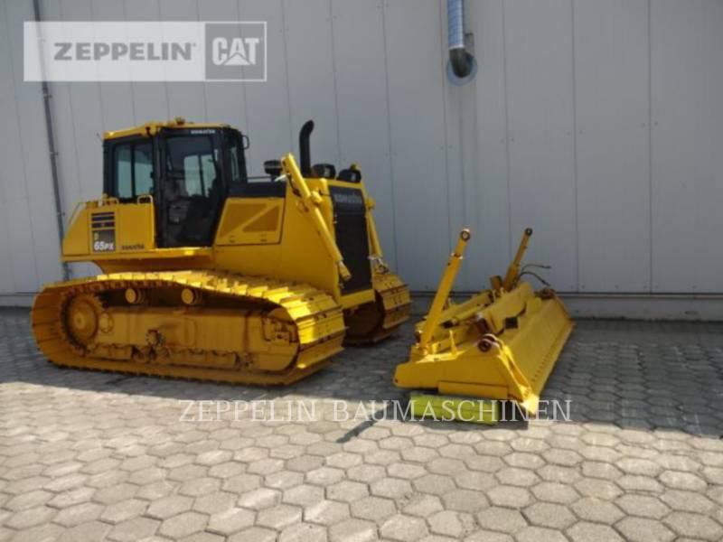 KOMATSU LTD. CIĄGNIKI GĄSIENICOWE D65PX equipment  photo 3