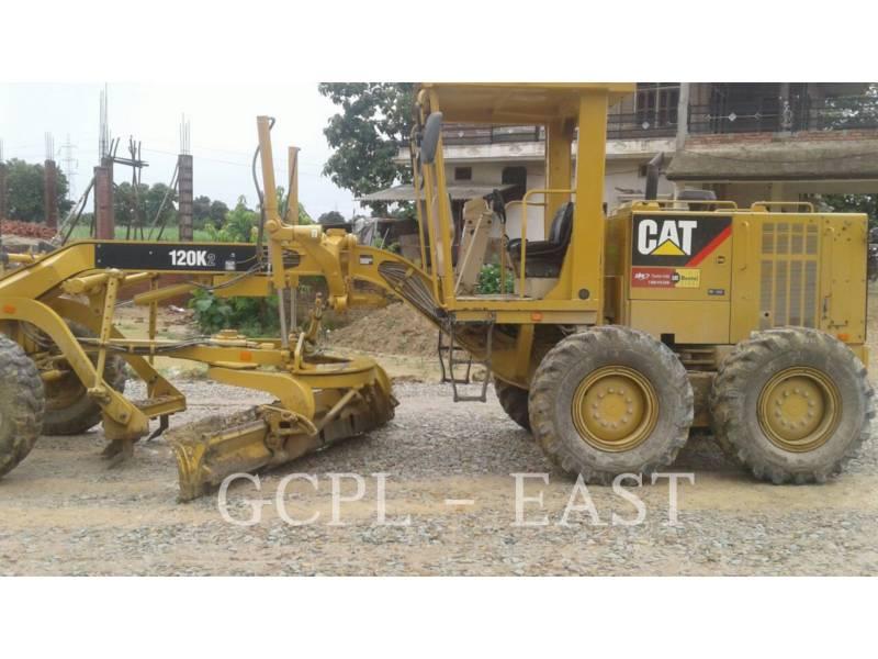 Caterpillar AUTOGREDERE 120K2 equipment  photo 3