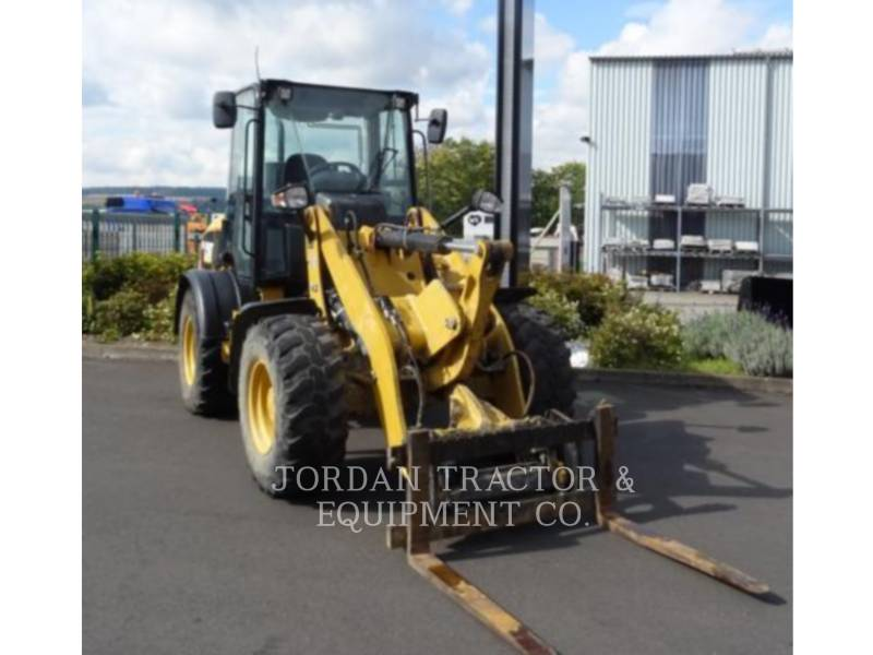 CATERPILLAR WHEEL LOADERS/INTEGRATED TOOLCARRIERS 908H2 equipment  photo 1