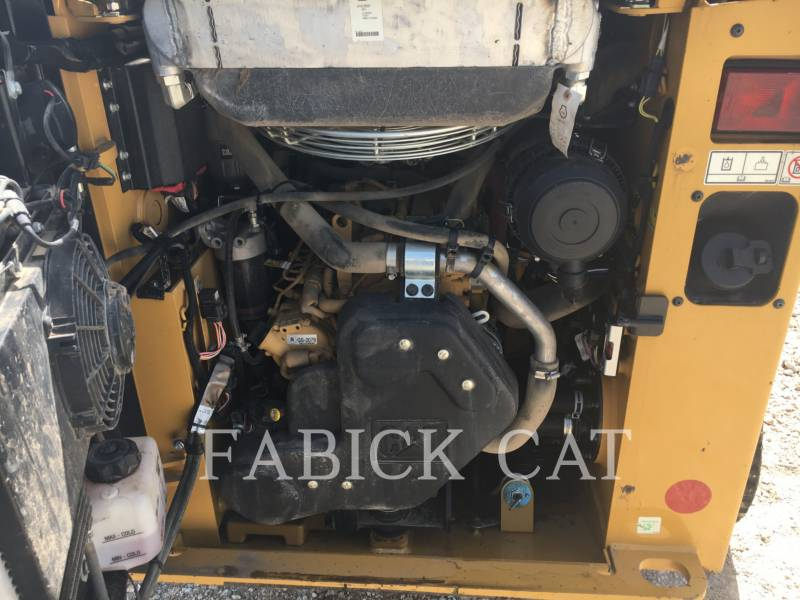 CATERPILLAR DELTALADER 249D equipment  photo 7