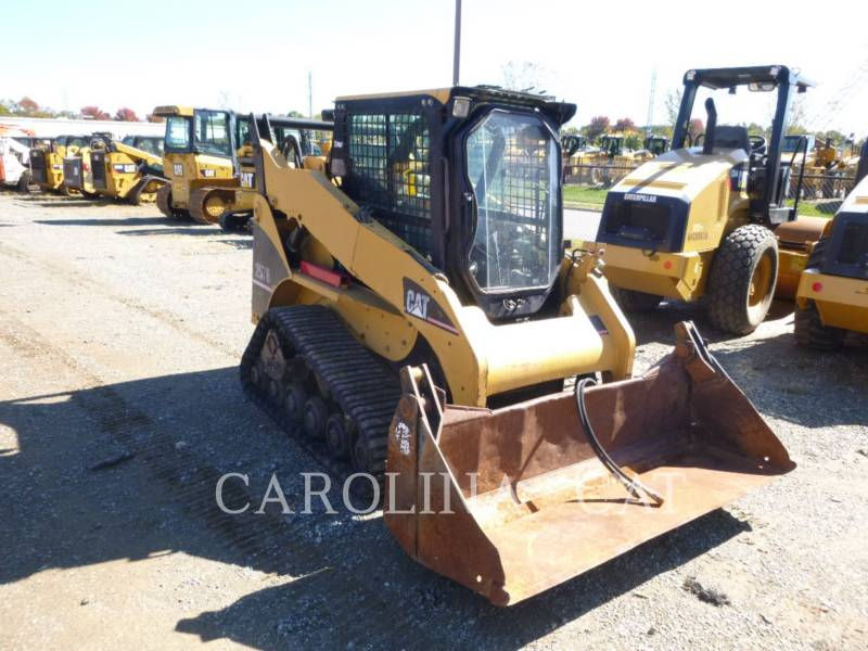 CATERPILLAR CHARGEURS SUR CHAINES 257B equipment  photo 5