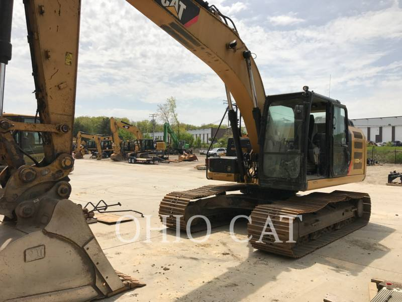 CATERPILLAR KETTEN-HYDRAULIKBAGGER 320EL DCA1 equipment  photo 1