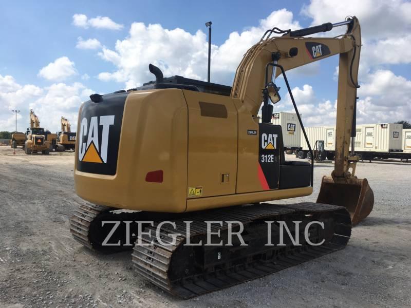 CATERPILLAR ESCAVADEIRAS 312EL equipment  photo 2