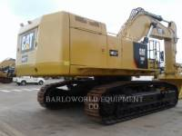 CATERPILLAR PELLE MINIERE EN BUTTE 390F equipment  photo 3