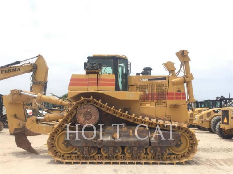 CATERPILLAR TRATTORI CINGOLATI D10T equipment  photo 1