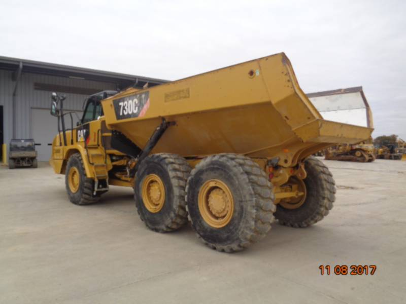 CATERPILLAR ARTICULATED TRUCKS 730C equipment  photo 24