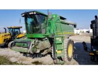 Equipment photo DEERE & CO. 9670STS COMBINADOS 1