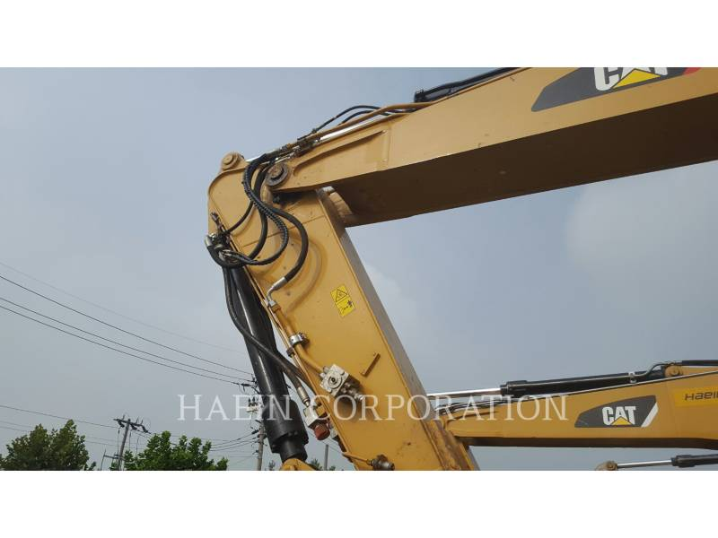 CATERPILLAR EXCAVADORAS DE RUEDAS M315D2 equipment  photo 24