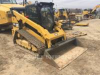 CATERPILLAR MINICARGADORAS 299D XHPHF equipment  photo 4