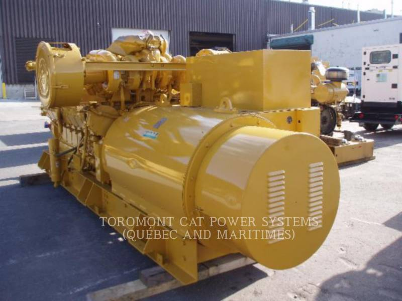 CATERPILLAR 固定式発電装置 3516_ 1500KW_ 4160V equipment  photo 4