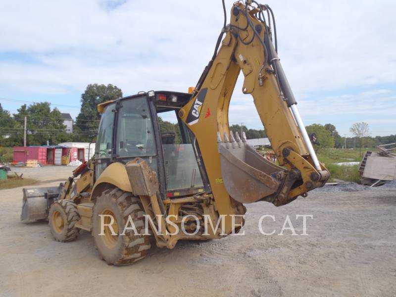 CATERPILLAR CHARGEUSES-PELLETEUSES 430EIT equipment  photo 2