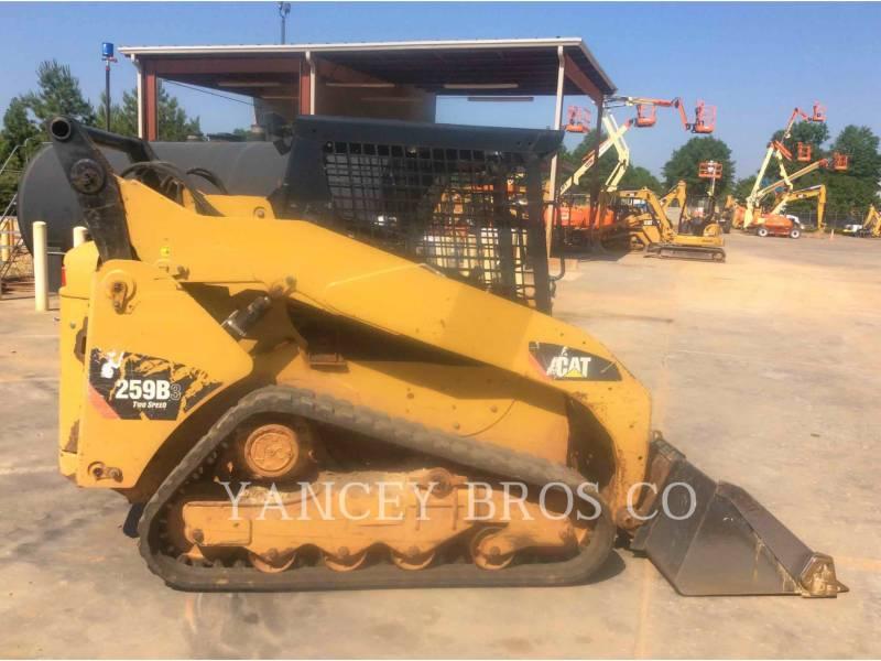 CATERPILLAR SKID STEER LOADERS 259B3 equipment  photo 5