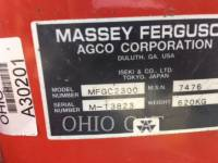 AGCO-MASSEY FERGUSON TRATTORI AGRICOLI MFGC2300 equipment  photo 9