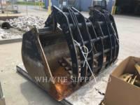 CATERPILLAR WT - GODET 910 MH BUCKET equipment  photo 3
