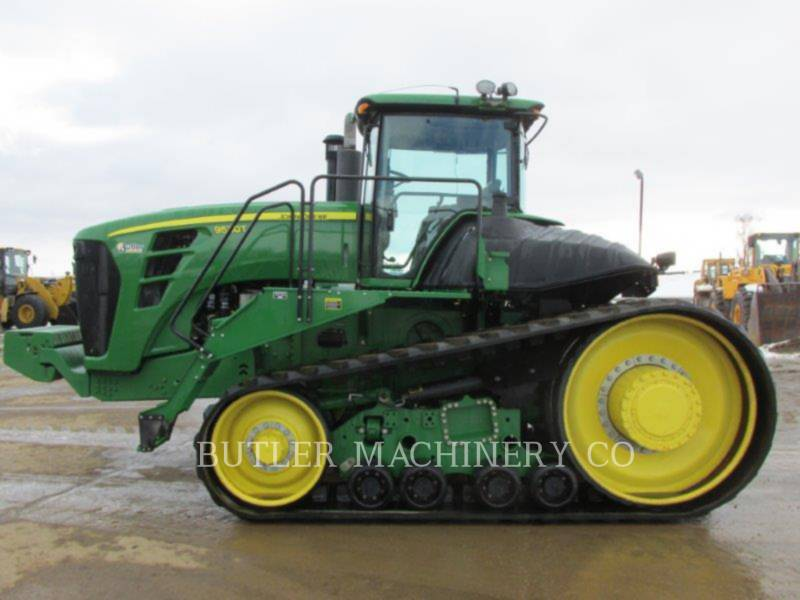 DEERE & CO. LANDWIRTSCHAFTSTRAKTOREN 9530T equipment  photo 8