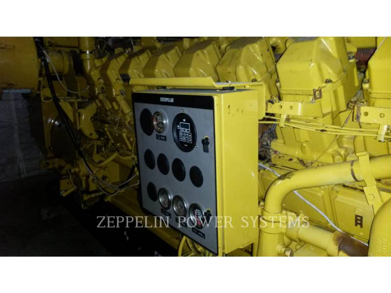 CATERPILLAR FIJO - GAS NATURAL G3516 equipment  photo 4