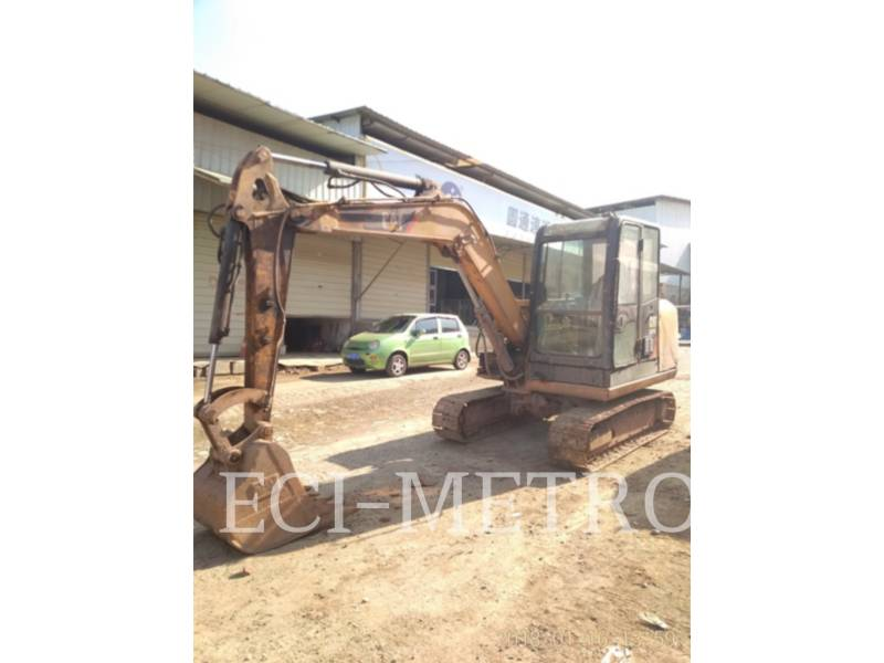 CATERPILLAR ESCAVATORI CINGOLATI 305.5 E CR equipment  photo 1