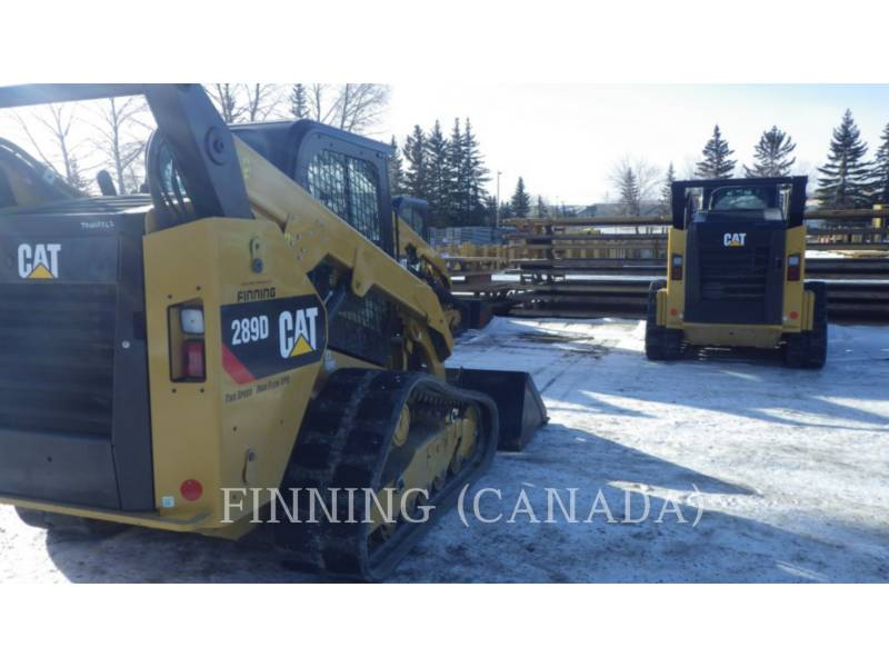 CATERPILLAR CHARGEURS TOUT TERRAIN 289DXPS equipment  photo 5