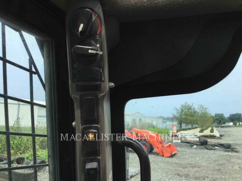 CASE SKID STEER LOADERS SR250 equipment  photo 16