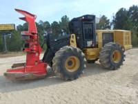 Equipment photo CATERPILLAR 563C FORESTRY - FELLER BUNCHERS - WHEEL 1