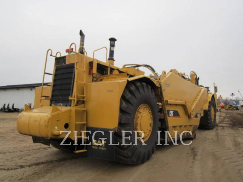 CATERPILLAR WHEEL TRACTOR SCRAPERS 637EII equipment  photo 2