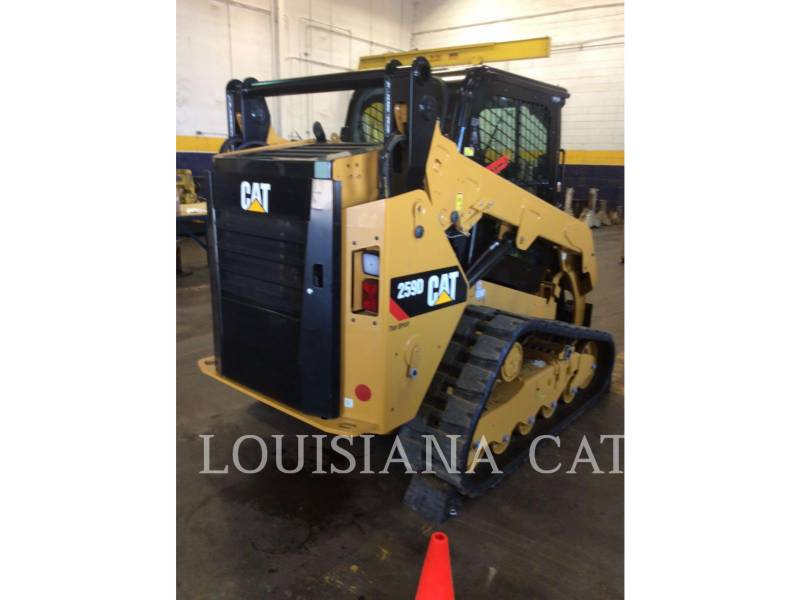 CATERPILLAR MULTITERREINLADERS 259D equipment  photo 11