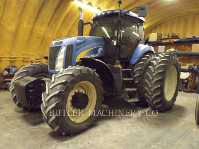 FORD / NEW HOLLAND CIĄGNIKI ROLNICZE TG305 equipment  photo 17