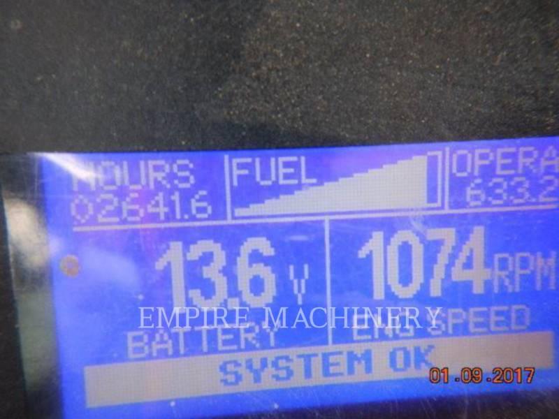 GRADALL COMPANY トラック油圧ショベル XL5200 equipment  photo 15