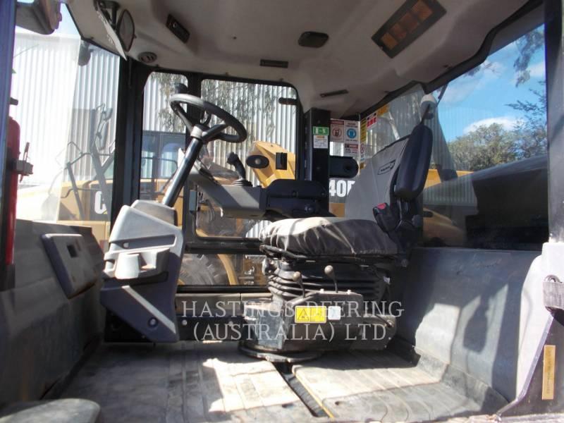 CATERPILLAR PNEUMATIC TIRED COMPACTORS CW34LRC equipment  photo 8