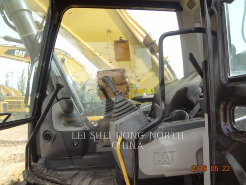 CATERPILLAR KETTEN-HYDRAULIKBAGGER 349D2 equipment  photo 19