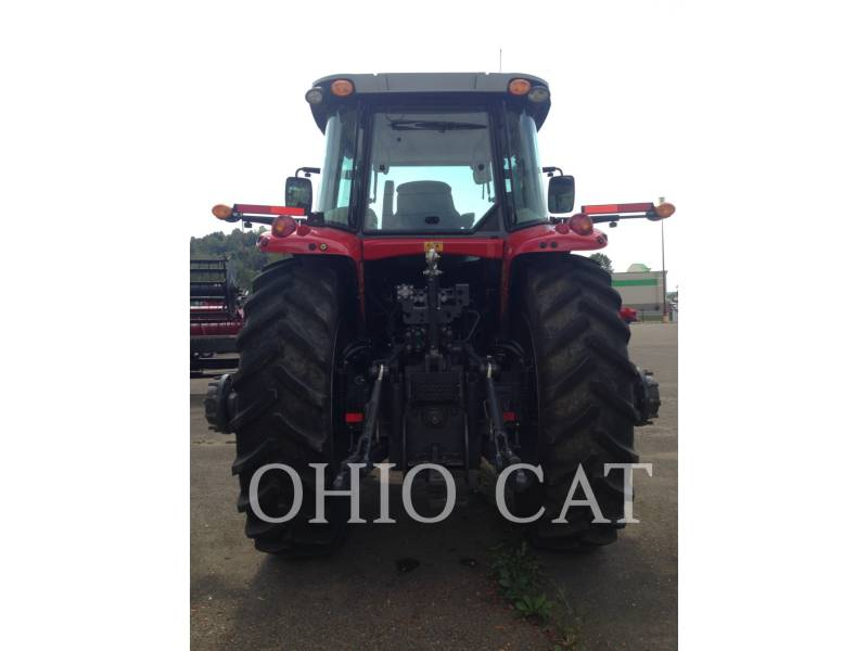 AGCO-MASSEY FERGUSON TRACTEURS AGRICOLES MF6616 equipment  photo 4