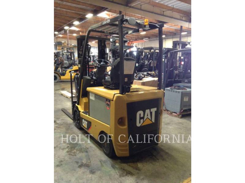 CATERPILLAR MITSUBISHI MONTACARGAS EC25LN equipment  photo 4