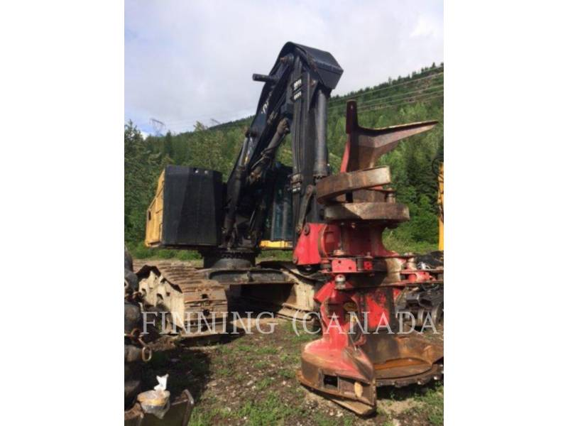 CATERPILLAR FORESTRY - FELLER BUNCHERS - TRACK TK741 equipment  photo 4